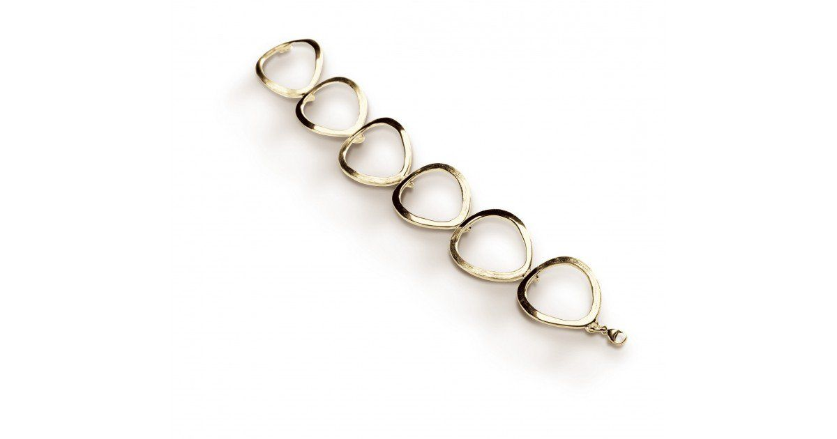 Bracelet Pax vermeil