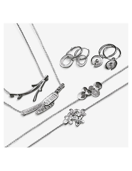 Collection Pusilly argent