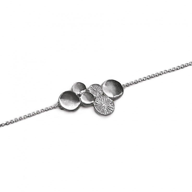 Bracelet Pusilli Myos argent