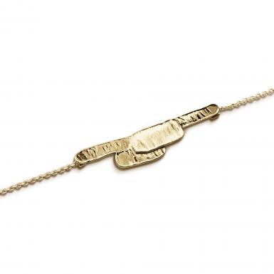Bracelet Pusili Scorza vermeil