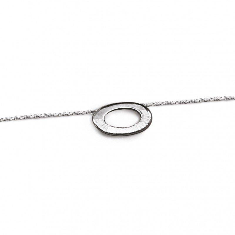 Bracelet Pusili Pax argent