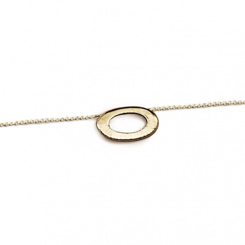 Bracelet Pusili Pax vermeil