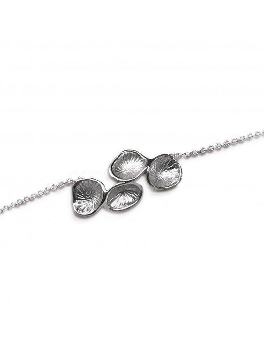 bracelet Pusili Pollen argent