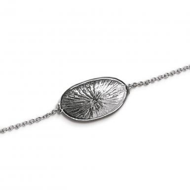 Bracelet Pusili PollenII argent
