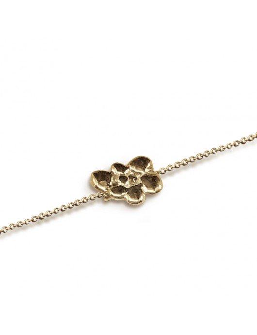 Bracelet Pusili Dhali vermeil
