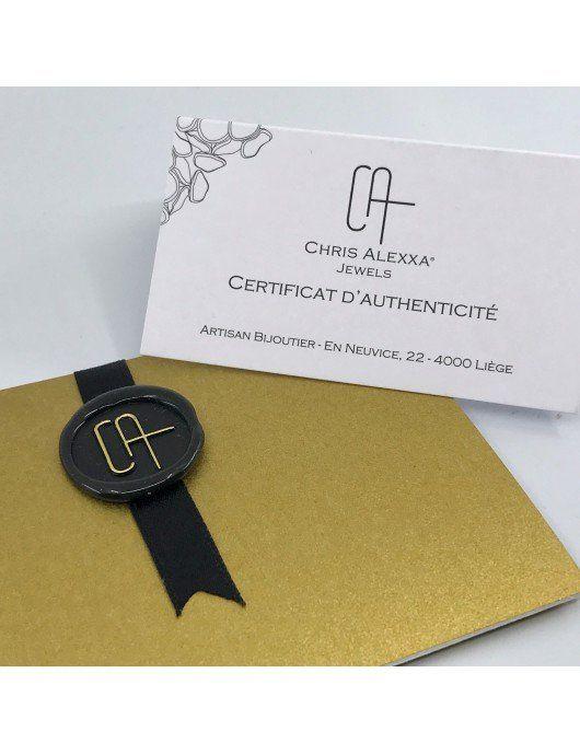 Certificat d'authenticité