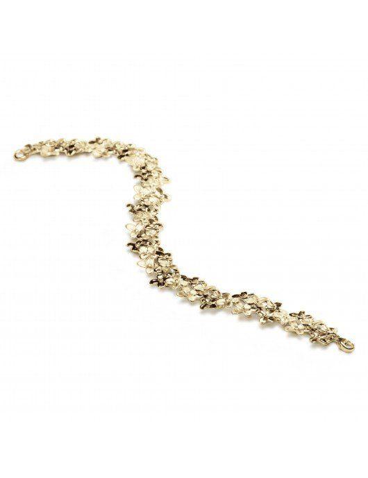 Bracelet Hisakura Chris Alexxa vermeil