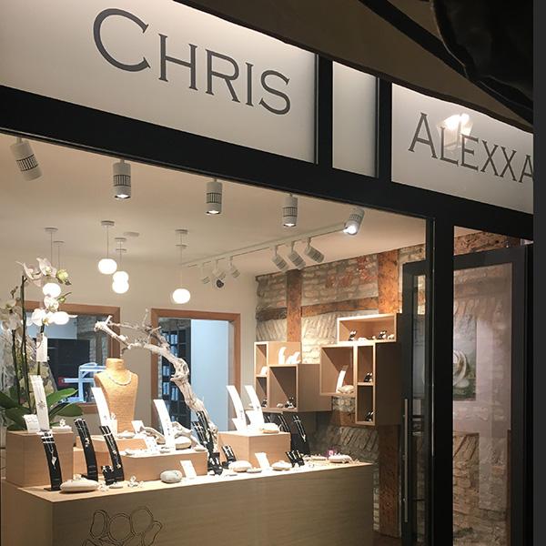 Boutique Chris-Alexxa Liège